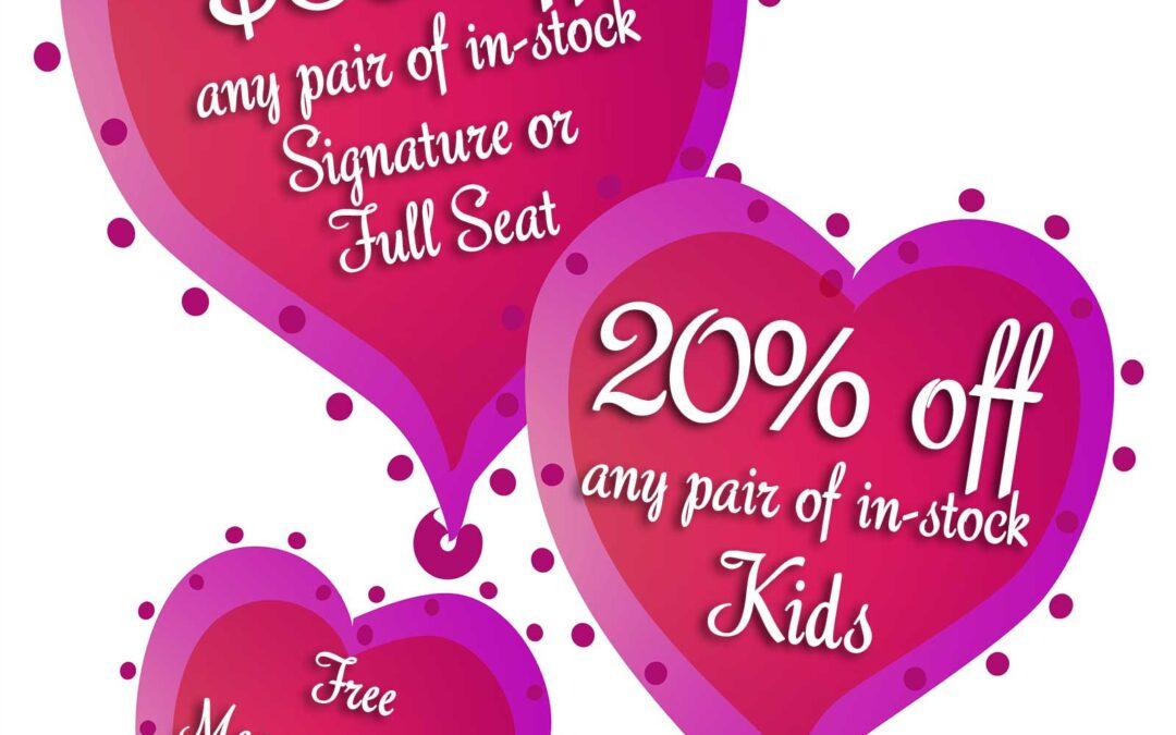 ModJods Valentine Promotion