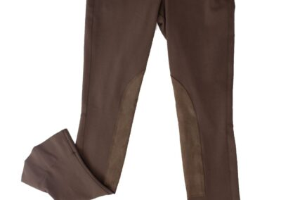 Taupe Side Zip