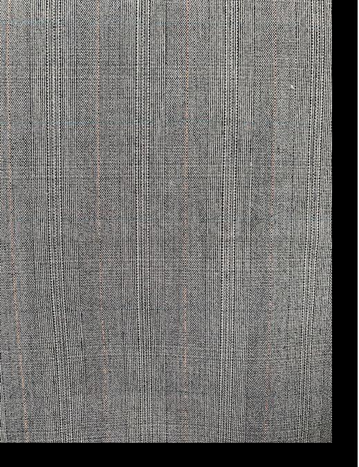 Gray Stripe Gold Fleck